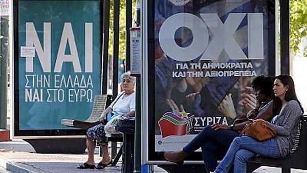 Día de reflexión en Grecia tras la intensa campaña del referédum