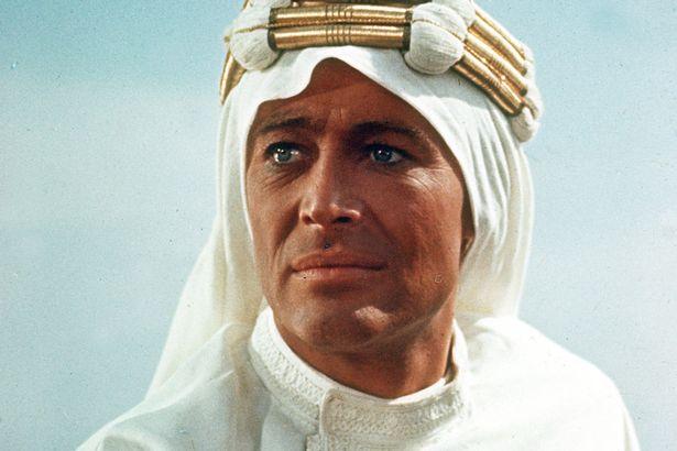 El Actor Omar Sharif, conocido por sus papeles en las películas clásicas de Lawrence de Arabia y Doctor Zhivago.