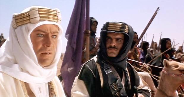 El Actor Omar Sharif, conocido por sus papeles en las películas clásicas de Lawrence de Arabia y Doctor Zhivago