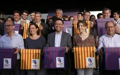 Cinco aspirantes pelearán por la presidencia de FC Barcelona el 18 de julio 2015