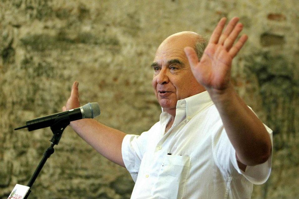 El dirigente vecinal Lluís Rabell, futuro cabeza de lista de Catalunya Sí que es Pot EFE