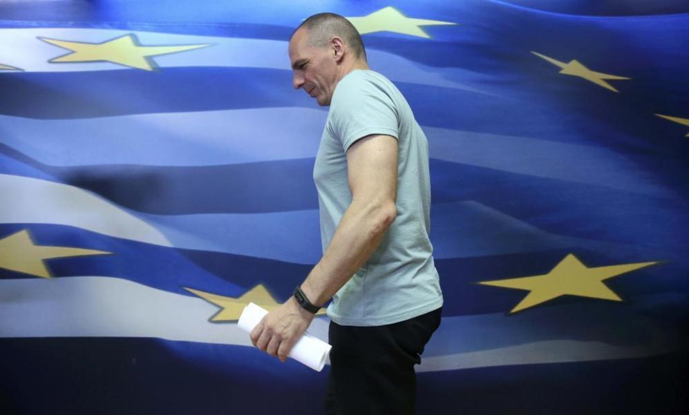 El ministro de Finanzas griego Yanis Varufakis ha celebrado el triunfo del No dejando paso libre a otro interlocutor como negociador