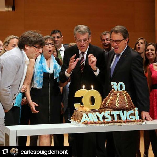 El nuevo poeta, Artur Mas El futuro pertenece a aquellos que creen en la belleza de sus sueños