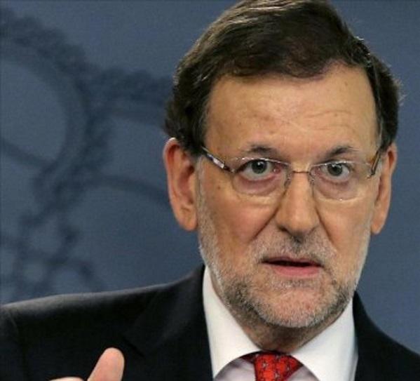 El presidente del gobierno del PP, mariano Rajoy Brey, Foto-Efe