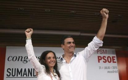 """Pedro Sánchez afirma que sólo el PSOE puede ganar a Rajoy, que gobierna """"solo y contra todos"""""""