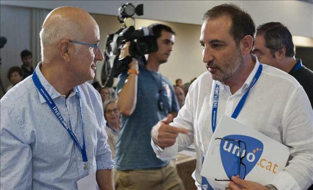 Espadaler ve previsible que el Estado suspenda la autonomía de Cataluña
