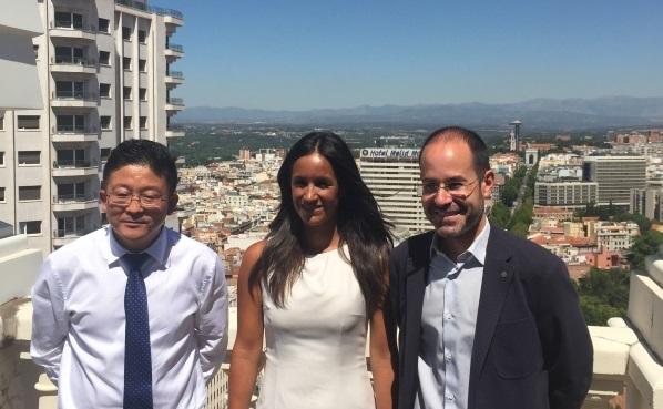 Lasvocesdelpueblo - Villacis visita Edificio España