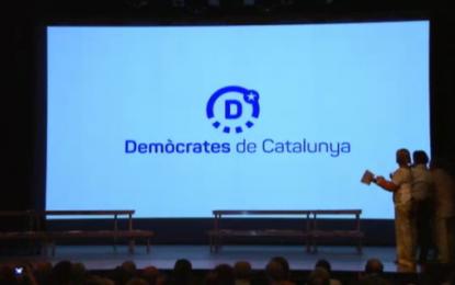 Nace un partido separatista catalán fundado por críticos de UDC; 'Demócratas de Cataluña', se llama