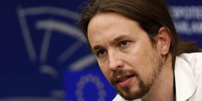 Pablo Iglesias y su equipo copan la primera línea en lista de Podemos a las generales