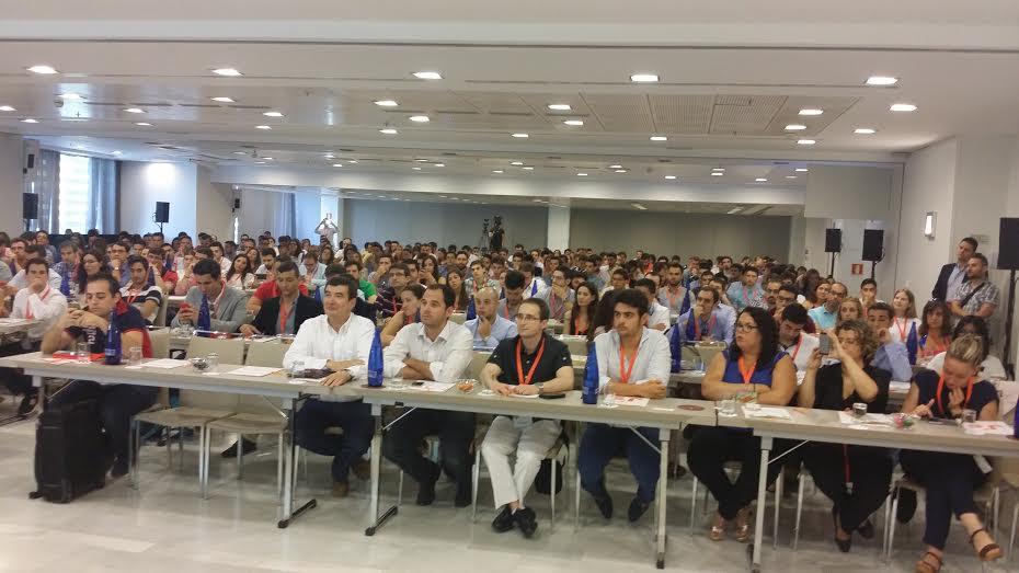 VII Campus Joven de Ciudadanos (C´s) celebrado en Madrid