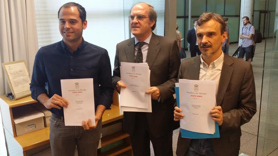 primera Comisión de Investigación sobre Corrupción Política de los últimos 10 años en la Comunidad