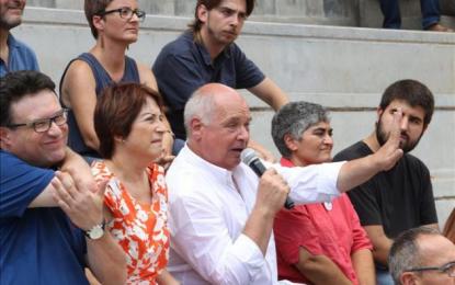 Podemos (Cataluña Sí Que Se Puede) pide Hacienda propia para Cataluña