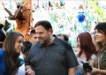 Junqueras asegura que si gana 'Juntos Por El Sí' el 27-S, Artur Mas será el presidente