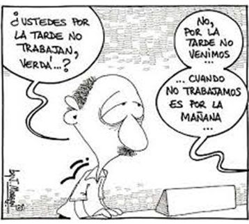 Manuel Cabezas I. González, Vuelva usted el próximo año