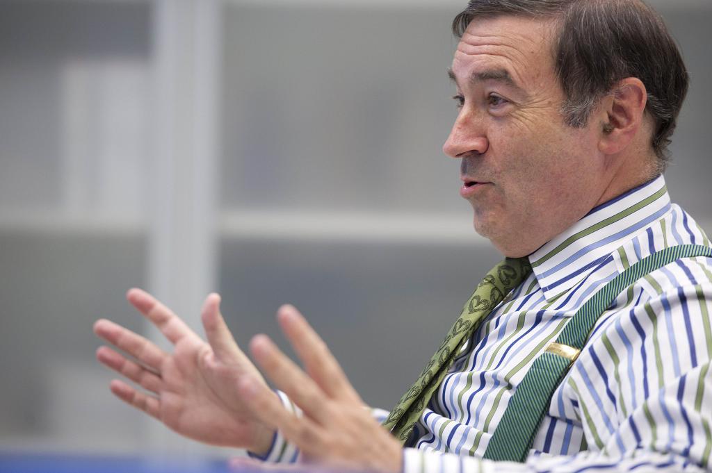 El exdirector de El Mundo, Pedro J. Ramirez.