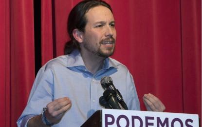 NCH critica a Podemos por «avalar» la anexión de Aragón a Países Catalanes
