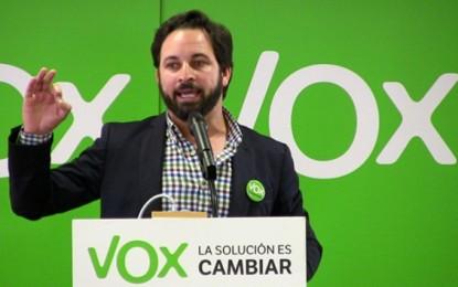 """Vox pide """"la supresión del Tribunal Constitucional"""" y propone al """"Supremo"""" como """"máximo órgano Judicial"""""""