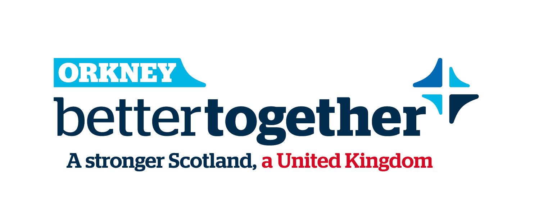 lema de campaña del referendum escosés, Juntos mejor
