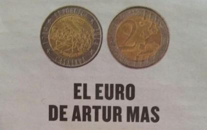 La Fiscalía da vía libre a Artur Mas para acuñar la Moneda de República Catalana