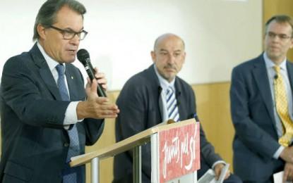 Separatista núm.7 de Juntos Por El Sí destapa las mentiras de Artur Mas: quiere dinero