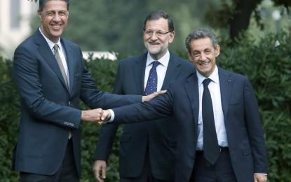 Nikolas Sarkozy anuncia su retirada de la vida política tras su derrota de esta noche