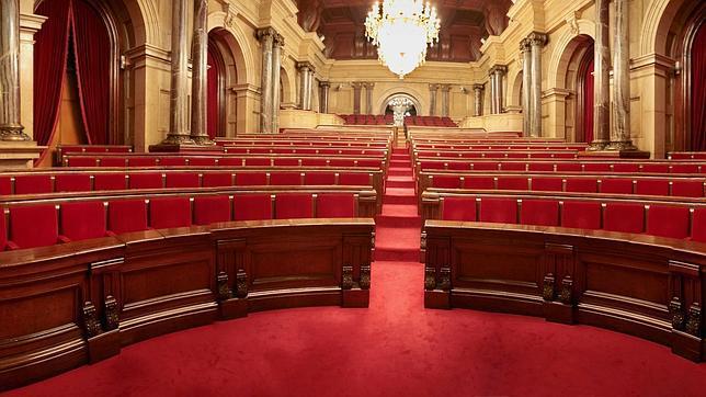 El separatismo presenta hoy su «Ley de Transición» para marco propio Legal alternativo al español