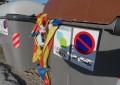 Tira a su bebé, niña recién nacida, en un depósito de basura situado en la Parte Vieja de San Sebastián