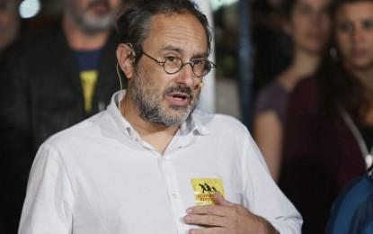 """Extremista candidato de CUP al 27S: """"Dedicado al estado español. Sin rencor, adiós"""""""