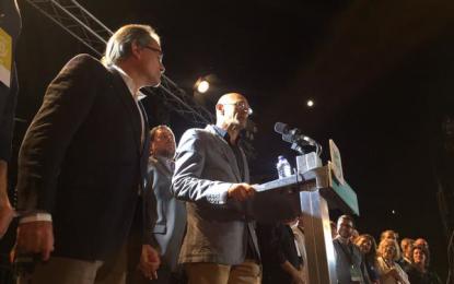 Mas insta a aceptar la victoria del sí y promete cohesión y concordia hacia España y Europa