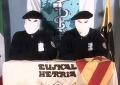 España recibirá el material incautado a los terroristas de ETA desde 1999 en Francia