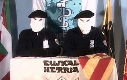 """ETA: """"Lo sentimos de veras por daño causado"""" a los españoles, víctimas de nuestros atentados"""