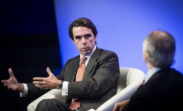 Comunicado integro de José Maria Aznar: Denuncia la guerra interna del PP contra su imagen