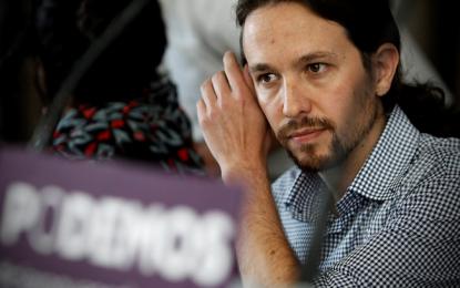 Iglesias pide un debate entre 4 con los candidatos Rajoy, Albert Rivera y Pedro Sánchez