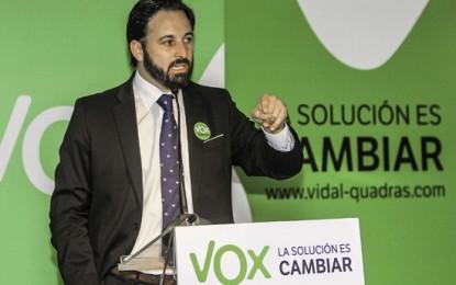 VOX necesita el 0,1% del censo electoral de Madrid: 4600 firmas para presentarse al 20D 2015