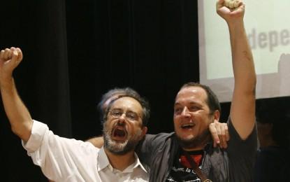 """A extremistas catalanes de CUP, la comparecencia de Artur Mas hoy """"no convence"""" a nadie"""