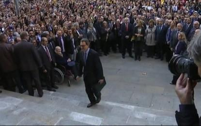 El TSJC requiere a Artur Mas expedientes del coste de ordenadores del golpe de Estado del 9-N
