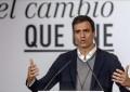 Sánchez (PSOE) fija sus grandes cinco reformas, entre ella la reforma de la Constitución