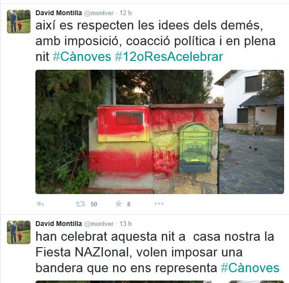 Españolizan las casas de lujo de un concejal y dirigente antiespañoles de ERC en Cataluña