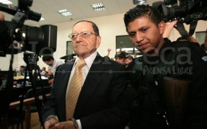 Fallece el general guatemalteco Héctor Mario López Fuentes, acusado de genocidio