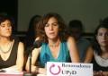 """La ex UPyD (secretaria de Estado) prepara campaña ante """"ataques"""" independentistas"""