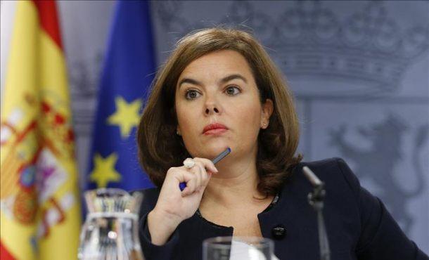 """Soraya dice que """"abandona la política"""" para """"otra etapa"""""""