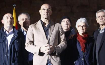 """Romeva advierte que separatistas seguirán desafiando como el """"asesino genocida Companys"""""""