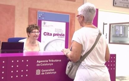 El TC prohíbe a la Agencia Tributaria catalanista de Artur Mas contratar a funcionarios