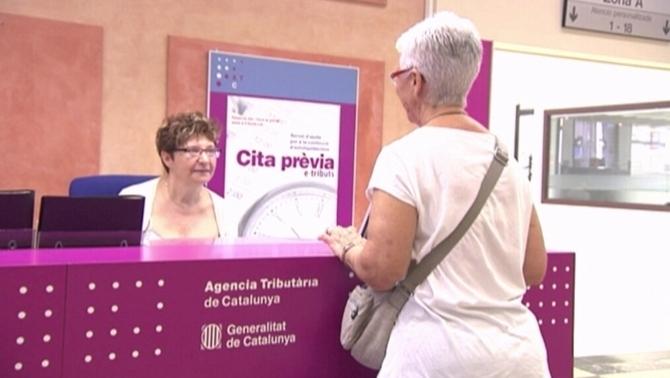 """Hacienda de Cataluña en marcha para """"ir más lejos"""" hacia la República Catalana"""