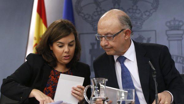 Ministro de Hacienda: La Generalidad de Cataluña no ha gastado ningún recurso público en el (1-O)