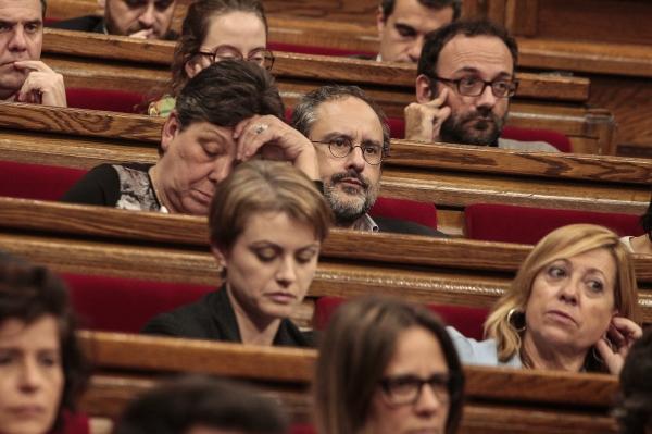 Los 10 puchistas de CUP que tienen el futuro de Artur Mas Gavarró, en manos y las destrucción de España en la otra