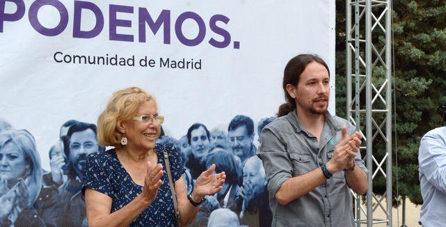 El juez tumba el cambio de calles en Madrid de Podemos y legitima la Fundación Franco