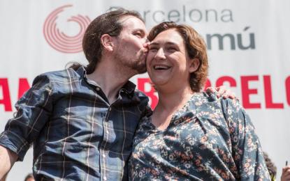 """Ada Colau Podemos, ICV juntos al 20D para """"echar al PP e impulsar un proceso constituyente"""""""