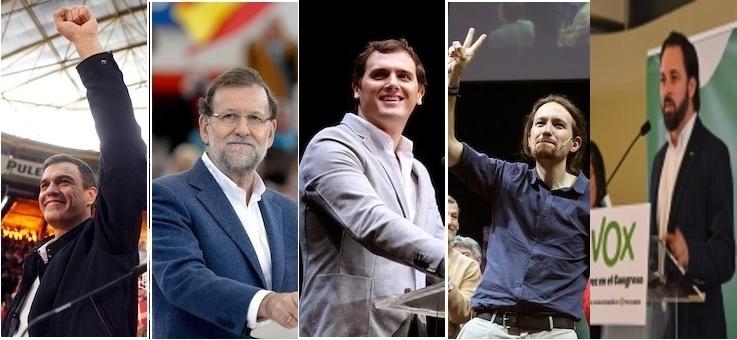 Punto y final a la campaña más decisiva de las elecciones más abiertas de la democracia
