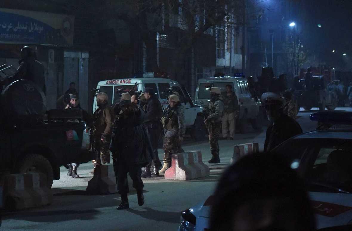 Atentado junto a la embajada española en Kabul deja un policía de la Nación y decenas de heridos